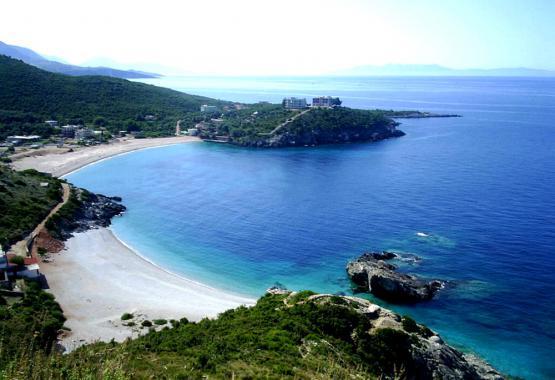 Пляжи Албании. Влера