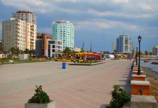 """Продажа недвижимости в Албании. Дуррес. Комплекс """"Башни"""". Alba Land"""