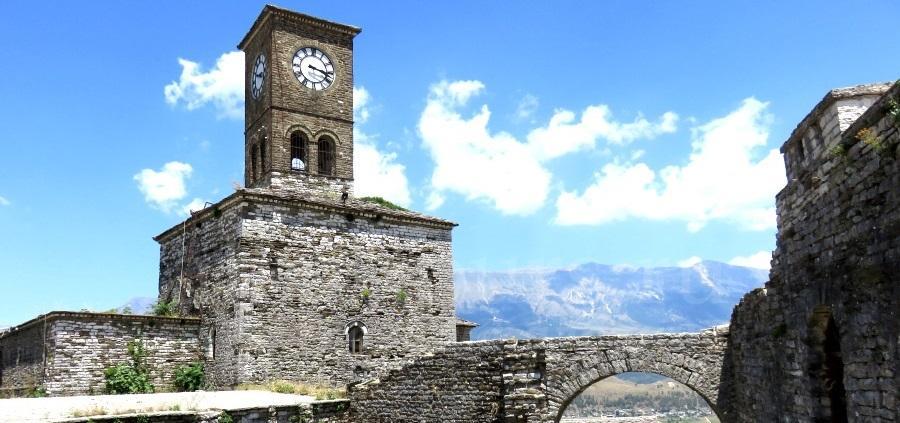 10 самых красивых замков Албании