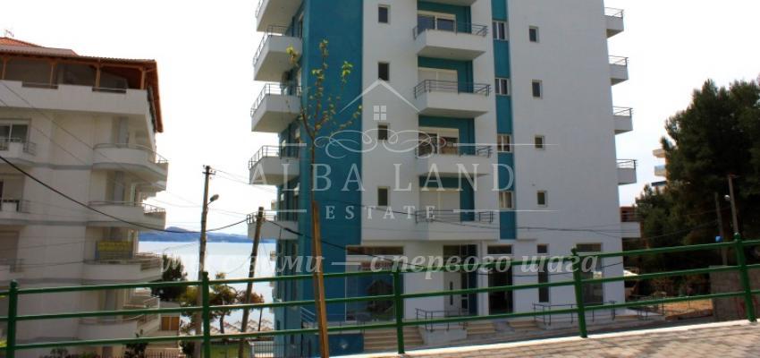 """Продажа жилья в Албании у моря. Саранда. Комплекс """"""""Santa Quaranta"""". Alba Land"""